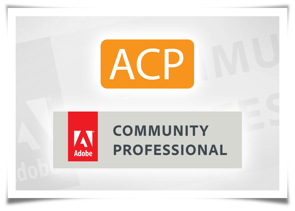 Adobe Community Professional