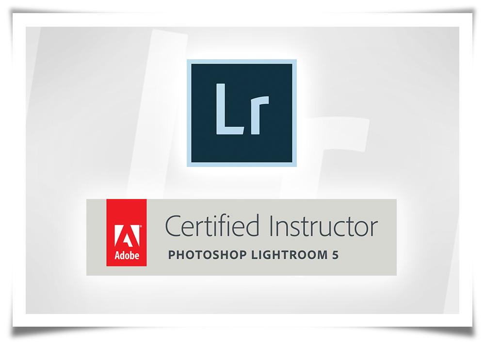 Adobe Certified Instructor - Lightroom